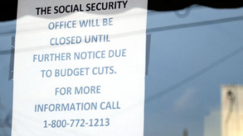 social security closures